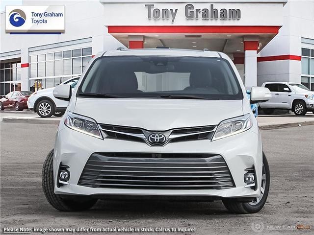 2018 Toyota Sienna Limited 7-Passenger (Stk: 57368) in Ottawa - Image 2 of 10