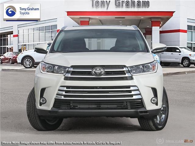2019 Toyota Highlander Limited (Stk: 57636) in Ottawa - Image 2 of 10