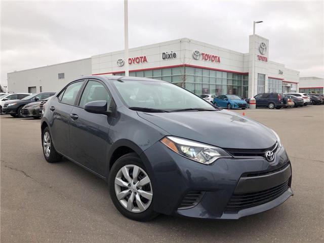 2015 Toyota Corolla  (Stk: 72184) in Mississauga - Image 2 of 16