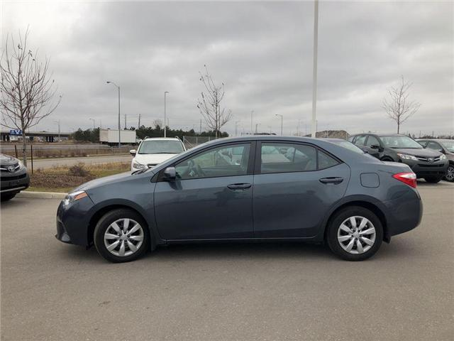 2015 Toyota Corolla  (Stk: 72184) in Mississauga - Image 5 of 16