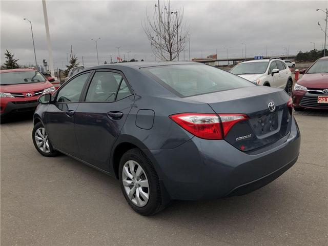 2015 Toyota Corolla  (Stk: 72184) in Mississauga - Image 6 of 16