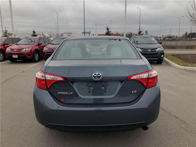 2015 Toyota Corolla  (Stk: 72184) in Mississauga - Image 7 of 16