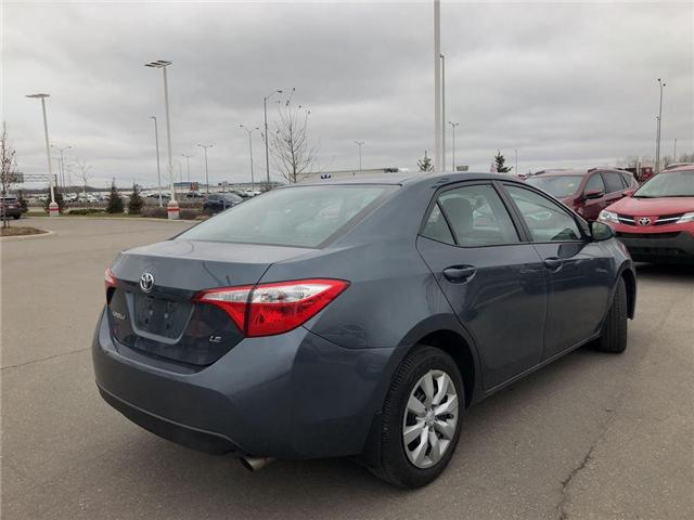 2015 Toyota Corolla  (Stk: 72184) in Mississauga - Image 8 of 16