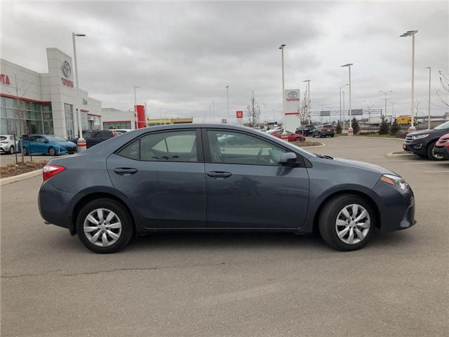 2015 Toyota Corolla  (Stk: 72184) in Mississauga - Image 9 of 16