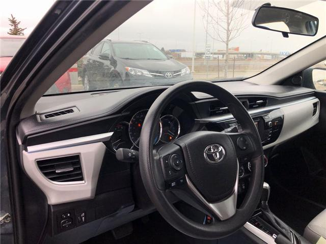 2015 Toyota Corolla  (Stk: 72184) in Mississauga - Image 11 of 16