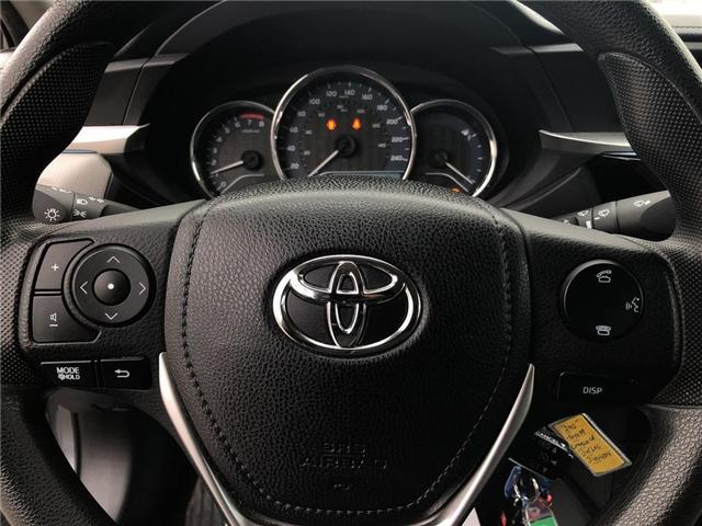 2015 Toyota Corolla  (Stk: 72184) in Mississauga - Image 12 of 16