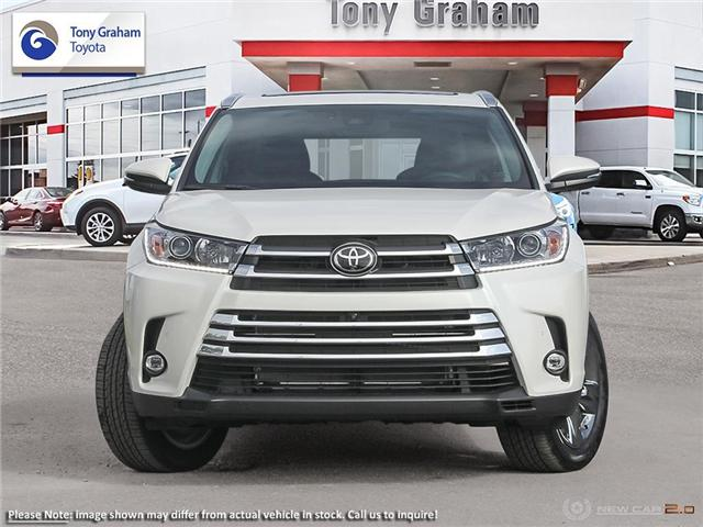2019 Toyota Highlander Limited (Stk: 57634) in Ottawa - Image 2 of 10