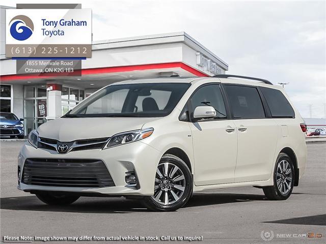 2018 Toyota Sienna XLE 7-Passenger (Stk: 57195) in Ottawa - Image 1 of 22