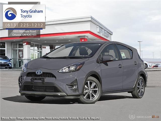 2018 Toyota Prius C Technology (Stk: 56789) in Ottawa - Image 1 of 22