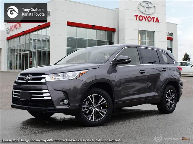 2019 Toyota Highlander LE AWD Convenience Package (Stk: 89130) in Ottawa - Image 1 of 23