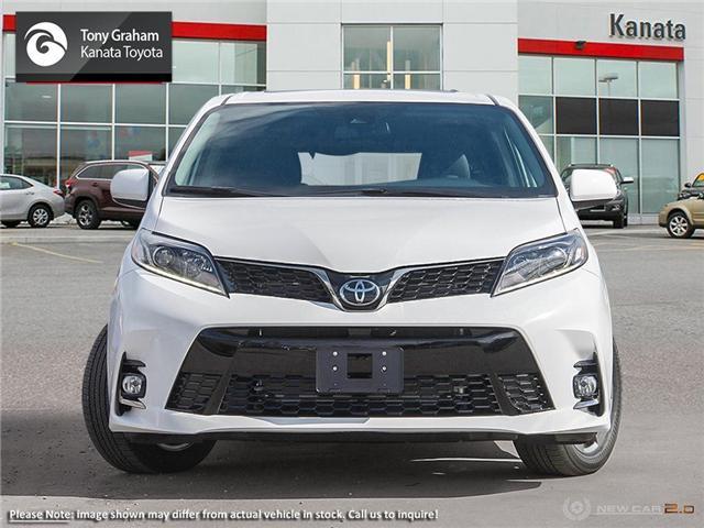 2019 Toyota Sienna SE 8-Passenger (Stk: 89113) in Ottawa - Image 2 of 24