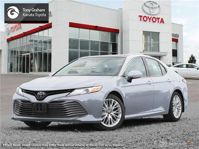 2018 Toyota Camry XLE (Stk: 88622) in Ottawa - Image 1 of 11