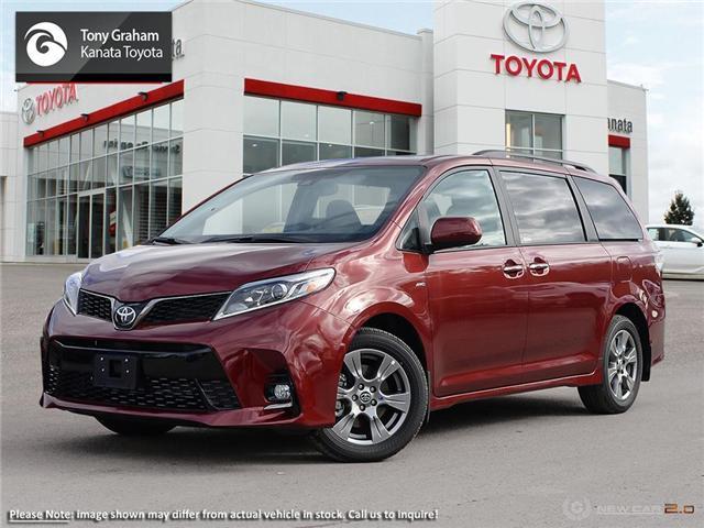 2019 Toyota Sienna SE 7-Passenger (Stk: 89123) in Ottawa - Image 1 of 24