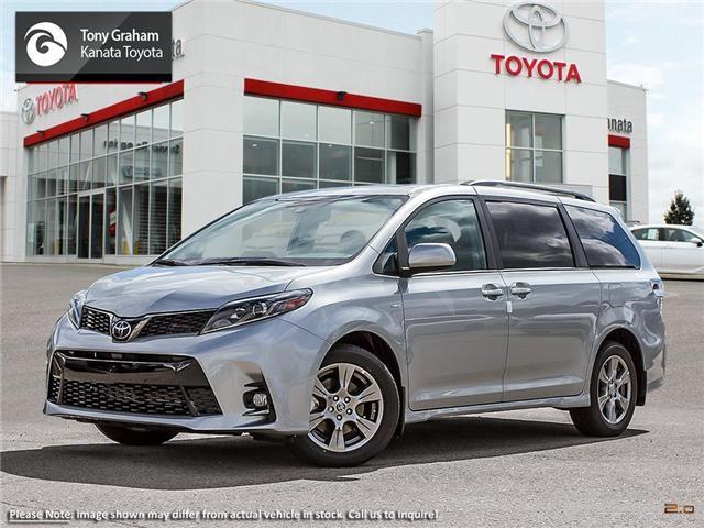 2019 Toyota Sienna SE 7-Passenger (Stk: 89077) in Ottawa - Image 1 of 24