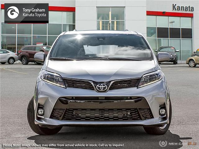 2019 Toyota Sienna SE 7-Passenger (Stk: 89077) in Ottawa - Image 2 of 24