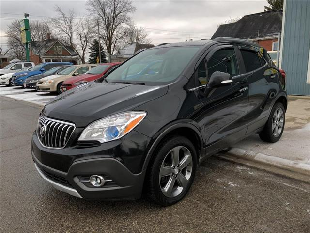2014 Buick Encore Convenience (Stk: KL4CJE) in Belmont - Image 1 of 19