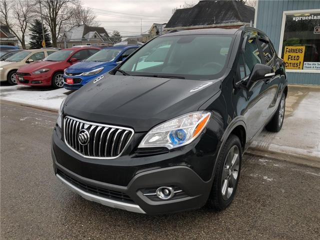 2014 Buick Encore Convenience (Stk: KL4CJE) in Belmont - Image 2 of 19