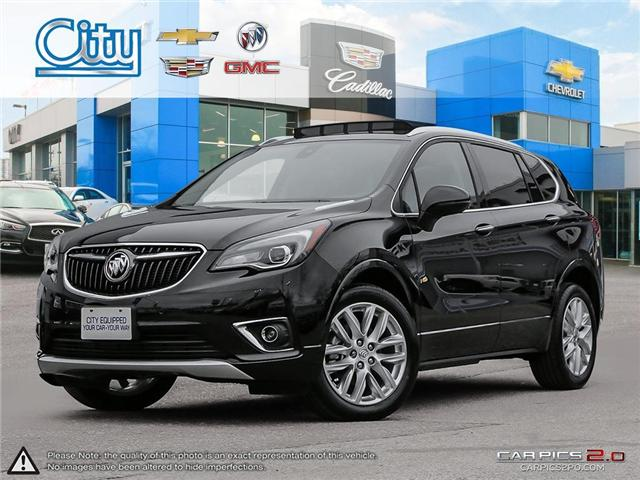 2019 Buick Envision Premium I (Stk: 2914667) in Toronto - Image 1 of 27