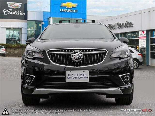 2019 Buick Envision Premium I (Stk: 2914667) in Toronto - Image 2 of 27