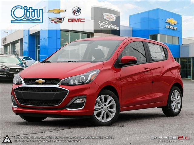 2019 Chevrolet Spark 1LT CVT (Stk: 2928696) in Toronto - Image 1 of 26