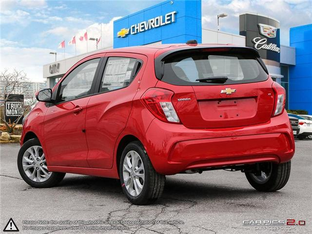 2019 Chevrolet Spark 1LT CVT (Stk: 2928696) in Toronto - Image 4 of 26