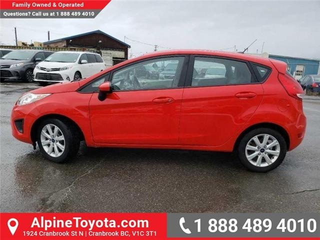 2013 Ford Fiesta SE (Stk: S567187C) in Cranbrook - Image 2 of 18