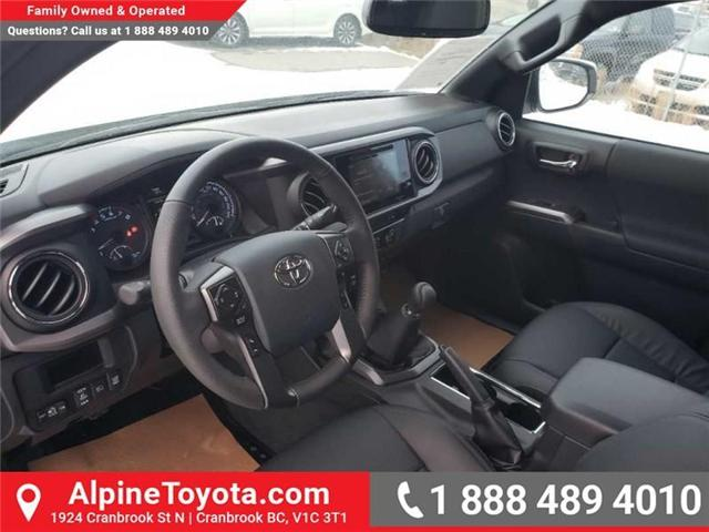 2019 Toyota Tacoma TRD Sport (Stk: X176238) in Cranbrook - Image 4 of 8