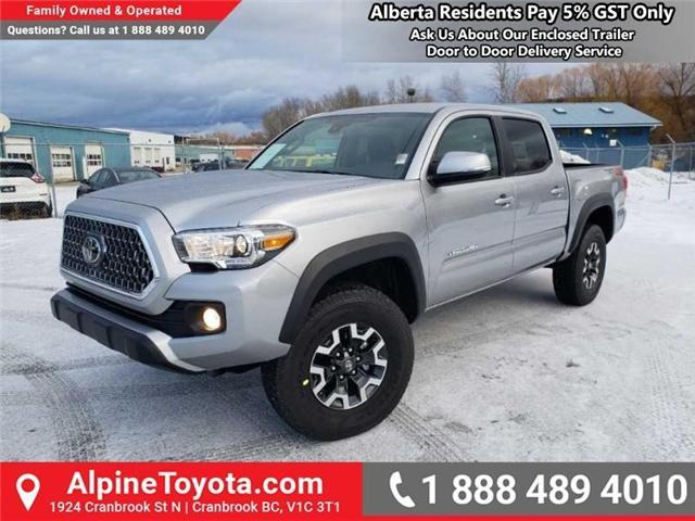 2019 Toyota Tacoma TRD Off Road (Stk: X176639) in Cranbrook - Image 1 of 14
