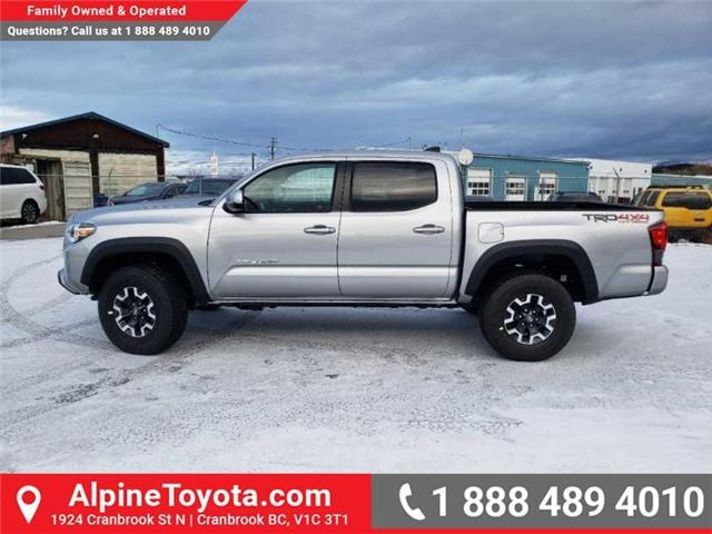 2019 Toyota Tacoma TRD Off Road (Stk: X176639) in Cranbrook - Image 2 of 14