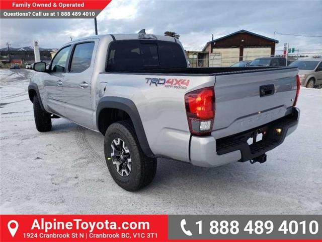 2019 Toyota Tacoma TRD Off Road (Stk: X176639) in Cranbrook - Image 3 of 14