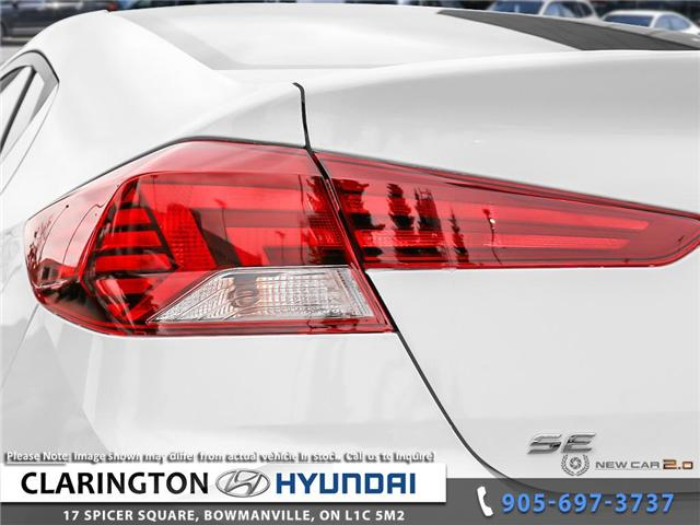 2019 Hyundai Elantra ESSENTIAL (Stk: 18965) in Clarington - Image 11 of 24