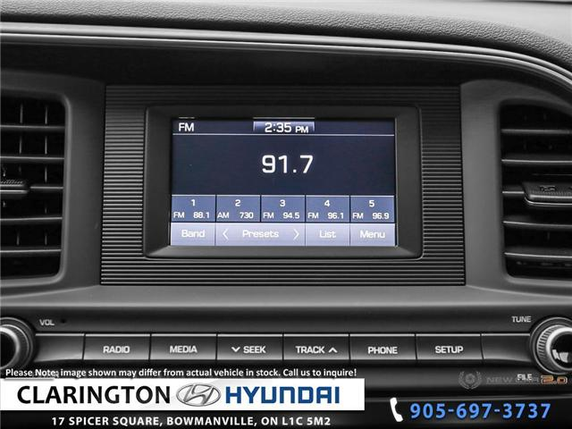 2019 Hyundai Elantra ESSENTIAL (Stk: 18965) in Clarington - Image 19 of 24