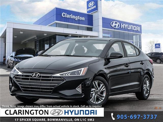 2019 Hyundai Elantra Preferred (Stk: 18964) in Clarington - Image 1 of 24