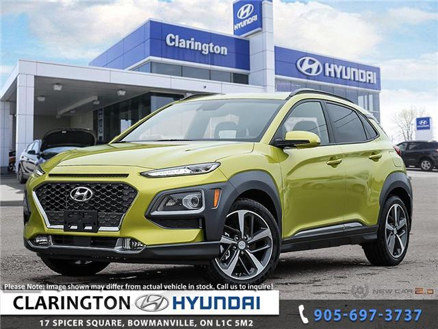 2019 Hyundai KONA 1.6T Ultimate (Stk: 18952) in Clarington - Image 1 of 24