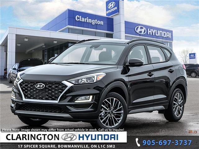 2019 Hyundai Tucson Preferred w/Trend Package (Stk: 18942) in Clarington - Image 1 of 24