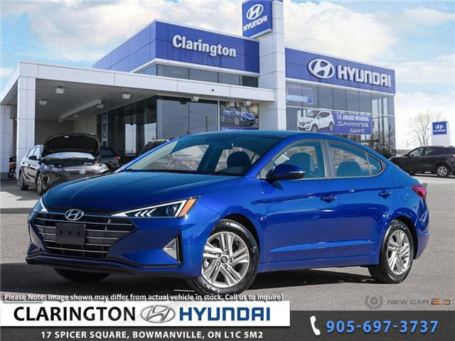 2019 Hyundai Elantra Preferred (Stk: 18960) in Clarington - Image 1 of 24