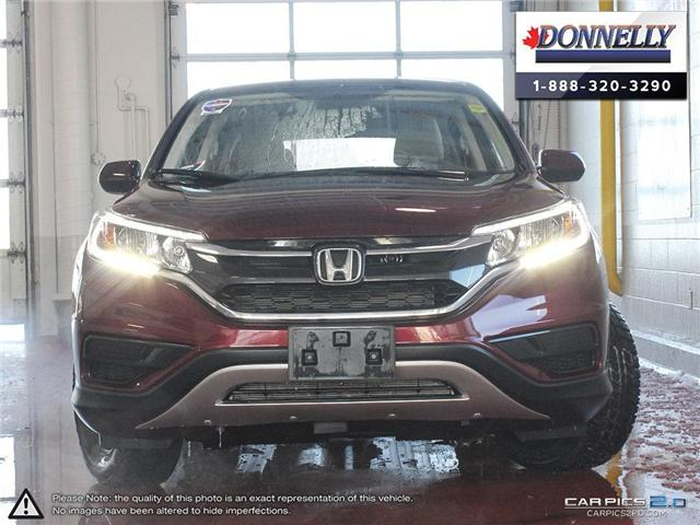 2015 Honda CR-V SE (Stk: CLDR2146A) in Ottawa - Image 2 of 28