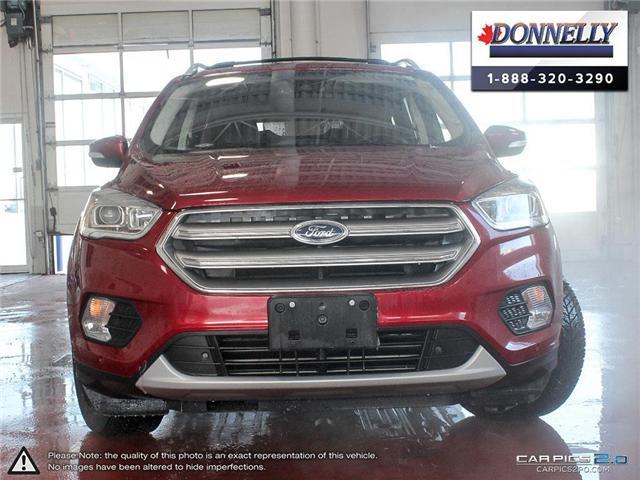 2017 Ford Escape Titanium (Stk: PLDU5914AL) in Ottawa - Image 2 of 29
