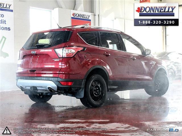 2017 Ford Escape Titanium (Stk: PLDU5914AL) in Ottawa - Image 4 of 29