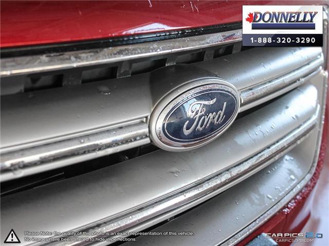 2017 Ford Escape Titanium (Stk: PLDU5914AL) in Ottawa - Image 8 of 29