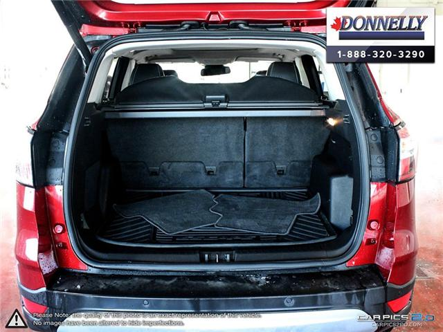 2017 Ford Escape Titanium (Stk: PLDU5914AL) in Ottawa - Image 10 of 29
