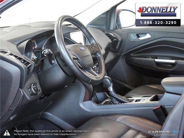 2017 Ford Escape Titanium (Stk: PLDU5914AL) in Ottawa - Image 13 of 29