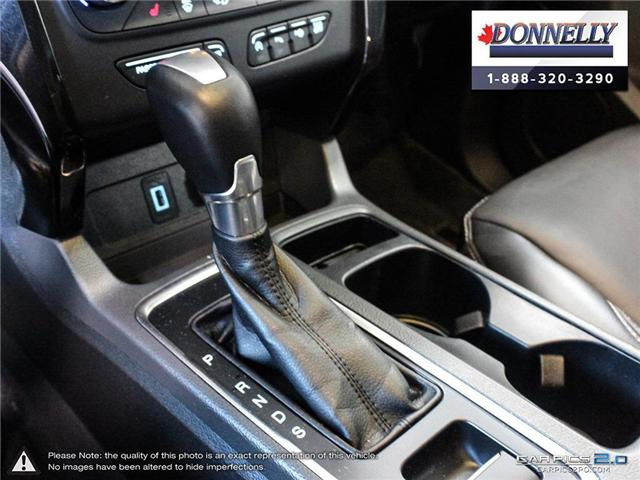 2017 Ford Escape Titanium (Stk: PLDU5914AL) in Ottawa - Image 19 of 29