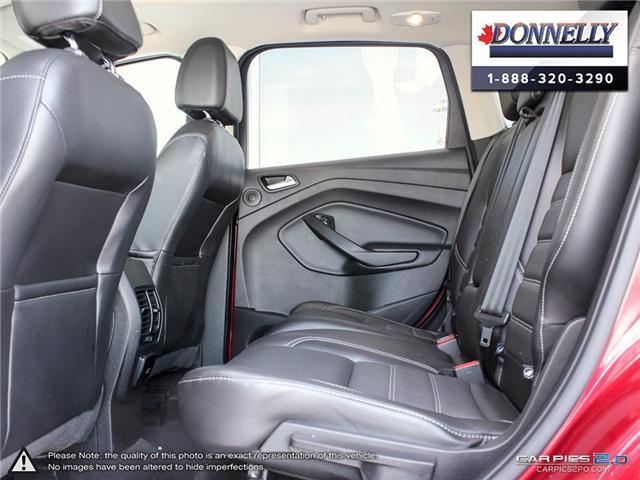 2017 Ford Escape Titanium (Stk: PLDU5914AL) in Ottawa - Image 24 of 29