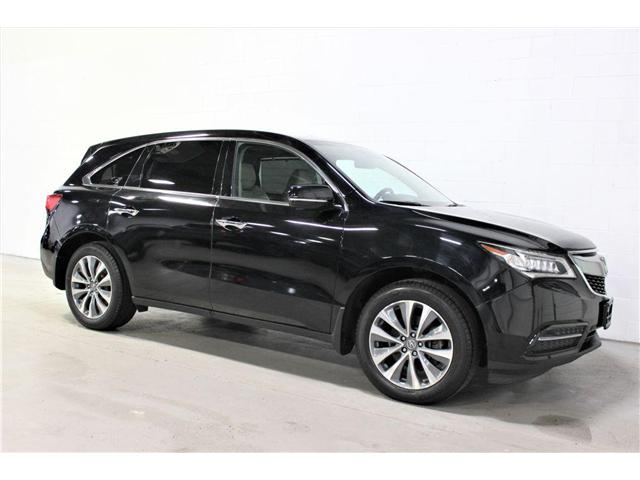 2016 Acura MDX Technology Package (Stk: 504832) in Vaughan - Image 1 of 30
