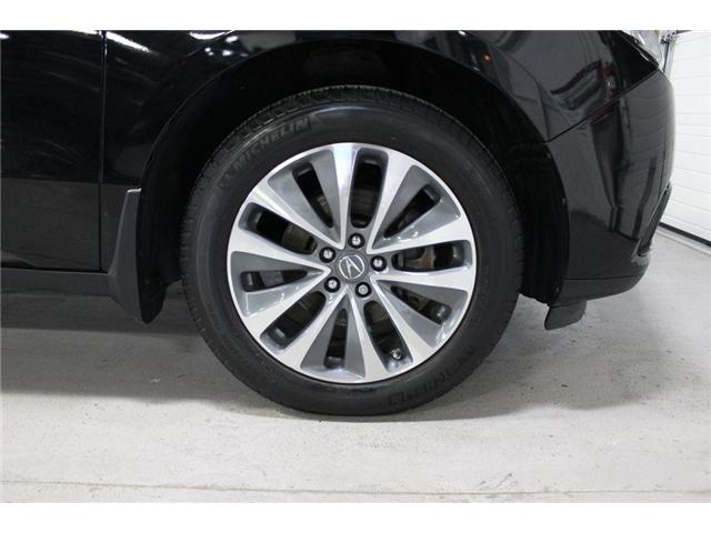 2016 Acura MDX Technology Package (Stk: 504832) in Vaughan - Image 3 of 30