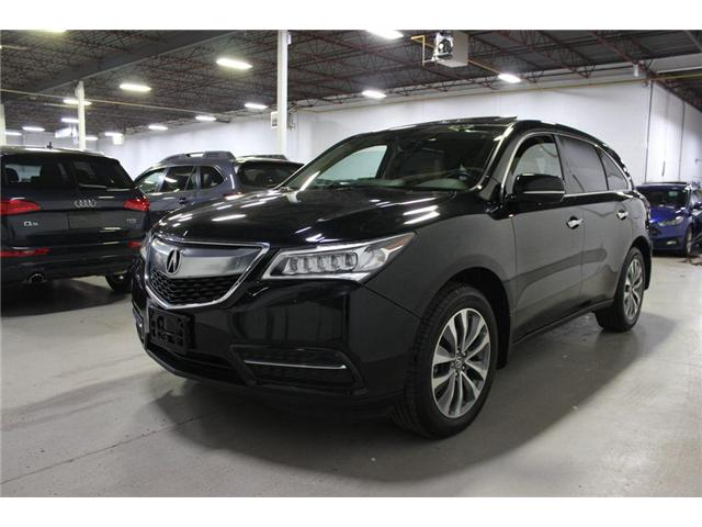 2016 Acura MDX Technology Package (Stk: 504832) in Vaughan - Image 4 of 30