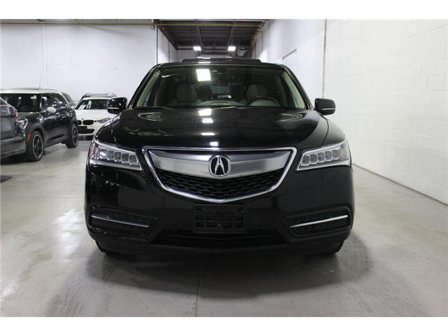 2016 Acura MDX Technology Package (Stk: 504832) in Vaughan - Image 5 of 30