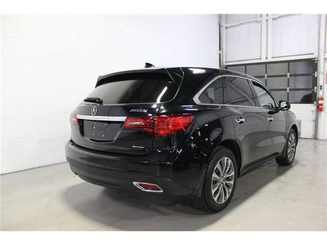 2016 Acura MDX Technology Package (Stk: 504832) in Vaughan - Image 6 of 30