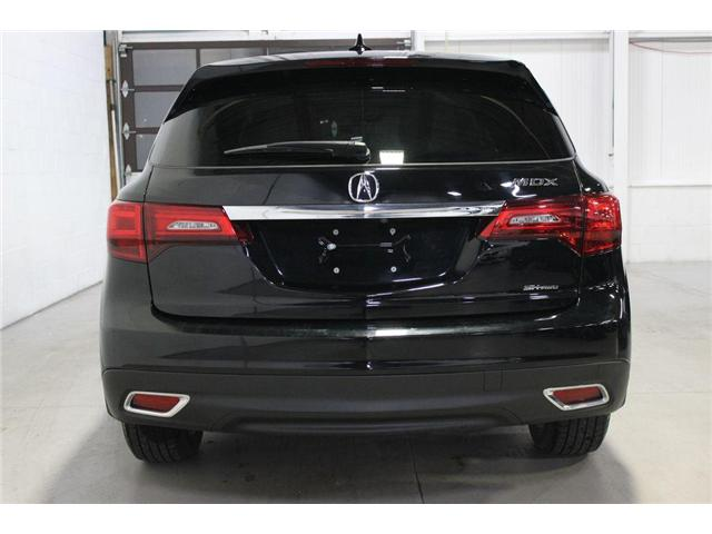 2016 Acura MDX Technology Package (Stk: 504832) in Vaughan - Image 7 of 30